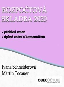 Rozpočtová skladba 2020